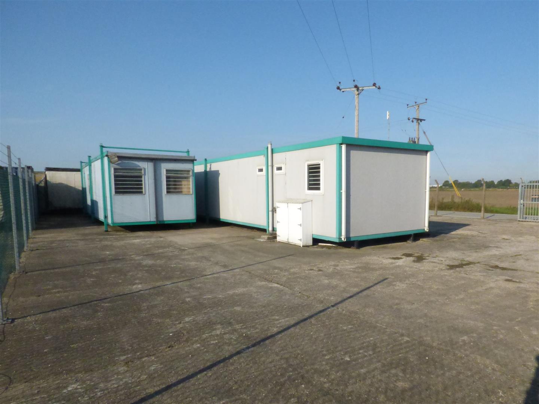 Yard 3 Catfoss Industrial Estate, Brandesburton, Driffield, YO25 8ES